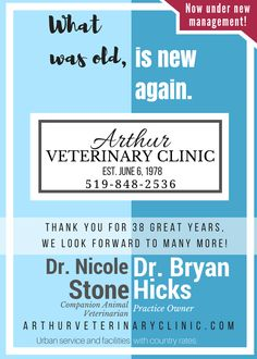 An ad we ran in the Wellington Advertiser and more local newspapers to announce our Clinic, Advertising, Management, News