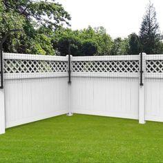 78 Ideas Of Modern Garden Fence Designs For Summer Ideas – Home/Decor/Diy/Design Backyard Privacy, Backyard Fences, Garden Fencing, Backyard Landscaping, Privacy Fences, Dog Proof Fence, Dog Fence, Diy Design, Fence Design