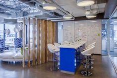 Cornerstone OnDemand  Headquarters by S.K.I.N Design Studio, Los Angeles – California office