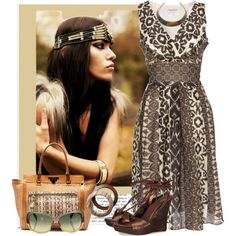 Tribal Trends A Must., created by irishrose1 on Polyvore