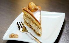 Orszag tortaja Hungarian Recipes, Hungarian Food, Walnut Cake, Salzburg, Tiramisu, Fondant, French Toast, Cheesecake, Cooking Recipes