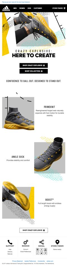 Smiles Davis, play your own way with the Crazy Explosive - Really Good Emails