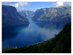 see the Fjords :)