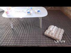 Hand Loom 3D Rug - GAN
