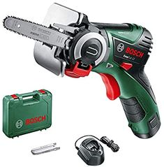Bosch EasyCut 12 Cordless Nano Blade Saw with 12 V Lithium-Ion Battery: Amazon.co.uk: DIY & Tools Cool Tools, Diy Tools, Tools Uk, Best Electric Chainsaw, Mini Chainsaw, Cool Gadgets To Buy, Garage Tools, Homemade Tools, Wood Cutting