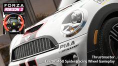#25 Forza Horizon 3 Blizzard Mountain Racing Wheel Gameplay