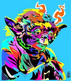 Technodrome 1, #Yoda