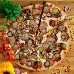 """Заказать пиццу """"Мюнхен"""""""
