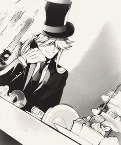 Undertaker | Black Butler
