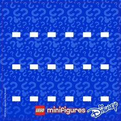 LEGO Minifigures 71012 - Series Speciale Disney - Display Frame Alternative Background 230mm - Clicca sull'immagine per scaricarla gratuitamente!
