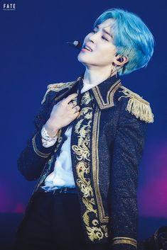 181019 LYS in Paris #BTS #Jimin I Love Bts, Bts Wallpaper, Army Wallpaper, Wattpad, Jung Hoseok, Paris, Blue Hair, Bts Miembros, Bts Bangtan Boy