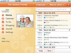 Cozi was rated as a top app to help get ready for back to school!   http://www.lilsugar.com/Organizational-Apps-Parents-24323502?slide=2_nid=24323572  Check out Cozi Here: http://www.cozi.com/
