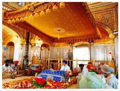 Raj Karega Khalsa Golden Temple, India