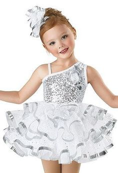 First Recital Tap and Jazz Costumes: Tiny Girls, Boys Cute Dance Costumes, Jazz Costumes, Dance Outfits, Dance Dresses, Kids Outfits, Dresses Kids Girl, Flower Girl Dresses, Girl Dancing, Pageant Dresses
