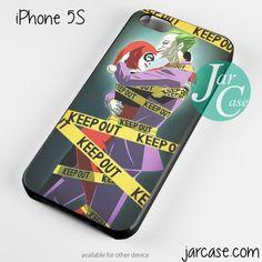 Joker & Harley Quinn Phone case for iPhone 4/4s/5/5c/5s/6/6 plus