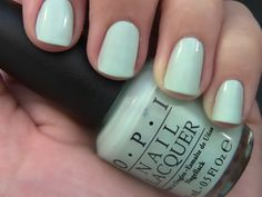 Polishpedia: OPI Gargantuan Green Grape Swatch