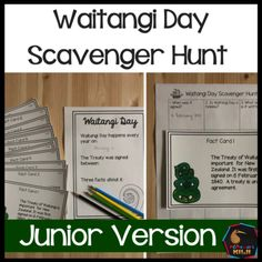 Waitangi Day Scavenger Hunt for New Zealand Classrooms. Great tool for Bicultura. Waitangi Day Scavenger Hunt for New Zealand Classrooms. Great tool for Bicultura… Waitangi Day Waitangi Day, Kindness Activities, Alphabet Phonics, Inclusive Education, Class Games, School Tool, Junior Year, School Counseling, Teaching Resources