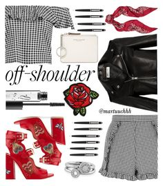 """Rêveur"" by martuuchhh ❤ liked on Polyvore featuring Boohoo, Laurence Dacade, Yves Saint Laurent, Topshop, MAC Cosmetics, Marc Jacobs, maurices, Shoreditch and Cartier"