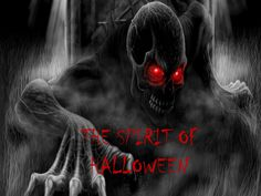 The spirit of halloween