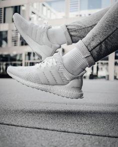 Mens Adidas Y3 Saikou White Black Boost Uk Size 7