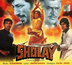 Sholay (1975) | Watch Movies Online Free | Movies Festival!