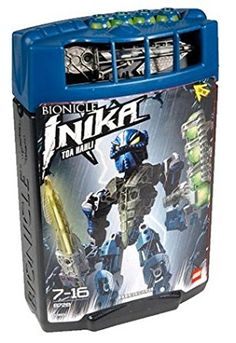 LEGO BIONICLE INIKA, figura: Amazon.it: Giochi e giocattoli