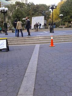 I went to Union Square a couple of weekends ago and CBS was filming for a tv show, Blue Bloods. Never seen tge show but that was really cool. Love this City.