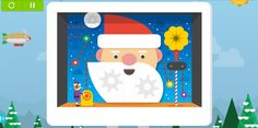 This year, Google created this wonderful, custom personal call from Santa web app. Free!