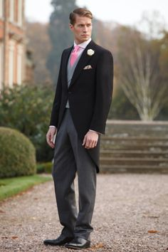 Styling: The Morning Suit - SimplyDapper