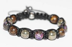 Bracelet homme  pierre de Gemmes Régalite/Pyrite/Bronzite Crane, Beaded Bracelets, Etsy, Jewelry, Fashion, Male Jewelry, Man Bracelet, Skull, Unique Jewelry