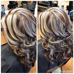 Haircuts, Hairstyles, Hair Color Highlights, Haircolor, New Hair, Hair And Nails, Hair Ideas, Hair Beauty, Dreadlocks
