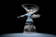 Dancers from Richard Alston Dance Company: Nicholas Bodych