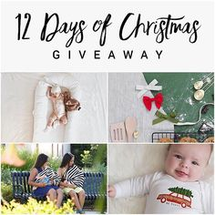 """GIVEAWAY We have teamed up with @camplight_apparel for their 12 DAYS OF CHRISTMAS GIVEAWAY! Every day, one winner takes all!  To enter for Day 2, follow all four shops below and see what they are giving away: @camplight_apparel - """"$20 Shop Credit""""  @dockatot - $100 Shop Credit @littlepoppyco - """"3 Month Subscription"""" @coveredgoods - $50 Shop Credit 2. Tag all your friends. Each tag is an entry. 3. Like this photo on all the pages so we know you've entered. 4. For an extra entry re-post this…"""