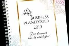 Life&Business Planlegger 2019 - Marie S. Journaling, Place Cards, Letter, Place Card Holders, Free, Caro Diario, Letters, Writing
