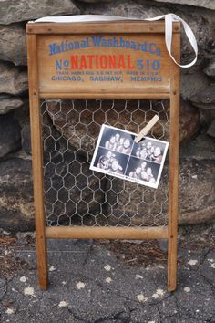 Items similar to Washboard with Chicken Wire Memo Board Organizer and Chalkboard on Etsy Old Washboards, Chicken Wire Crafts, Old School Desks, Old Dresser Drawers, Repurposed Furniture, Furniture Ideas, Antique Furniture, Rustic Farmhouse Decor, Rustic Decor