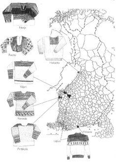 Finnish patterns