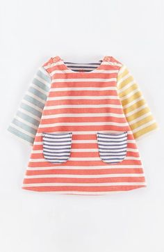 Mini+Boden+'Cosy'+Sweatshirt+Dress+(Baby+Girls)+available+at+#Nordstrom