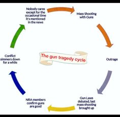 The gun tragedy cycle