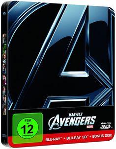 Avengers Steelbook