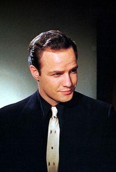 "Marlon Brando - As Sky Masterson In ""Guys And Dolls"" (1955)"