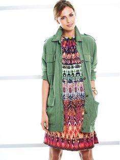 Burda Style de febrero de 2013.