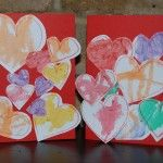 Valentine's Crafts for Toddlers