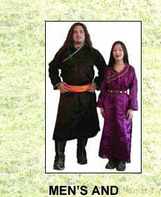 OH MY GOD THERE ARE MONGOLIAN REENACTORS