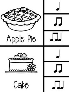 Fall Treats Clip It Cards Music Center by Rocky Mountain Music   TpT Music Lesson Plans, Music Lessons, Physical Education Games, Health Education, Early Finishers Activities, Mountain Music, Classroom Activities, Classroom Ideas, Music Activities