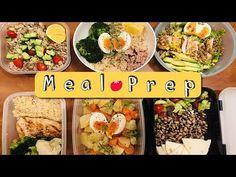 Easy Meals, Easy Recipes, Cobb Salad, Food, Youtube, Easy Keto Recipes, Easy Food Recipes, Simple Recipes, Essen