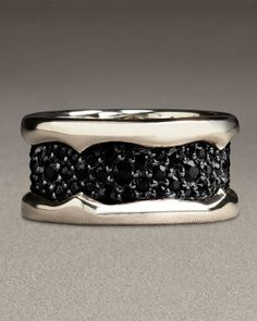 Black Sapphire Ring by Stephen Webster at Neiman Marcus.