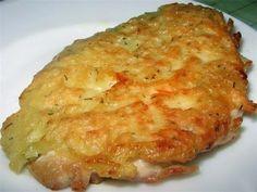 Самые вкусные рецепты: Куриные отбивные с сыром