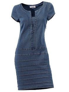 Denim Dress: