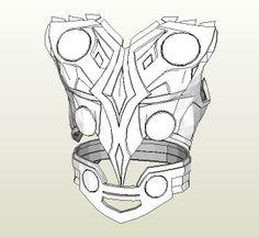 Thor chestpiece original