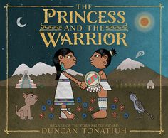 "Read ""The Princess and the Warrior A Tale of Two Volcanoes"" by Duncan Tonatiuh available from Rakuten Kobo. Award-winning author Duncan Tonatiuh reimagines one of Mexico's cherished legends. Princess Izta had many wealthy suitor. New Books, Good Books, Books 2016, Abrams Books, Traditional Tales, Traditional Literature, Warrior Princess, Children's Literature, New York Times"